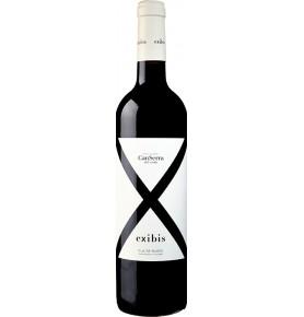 Bouteille de vin rouge Exibis 2017, appellation Pla de Bages de Can Serra dels Exibis