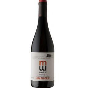 Bouteille de vin rouge espagnol Luna Mencia Joven de Bodegas Luna Beberide, AOC Bierzo