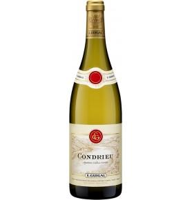 Bouteille de vin blanc Condrieu 2016 de E. Guigal