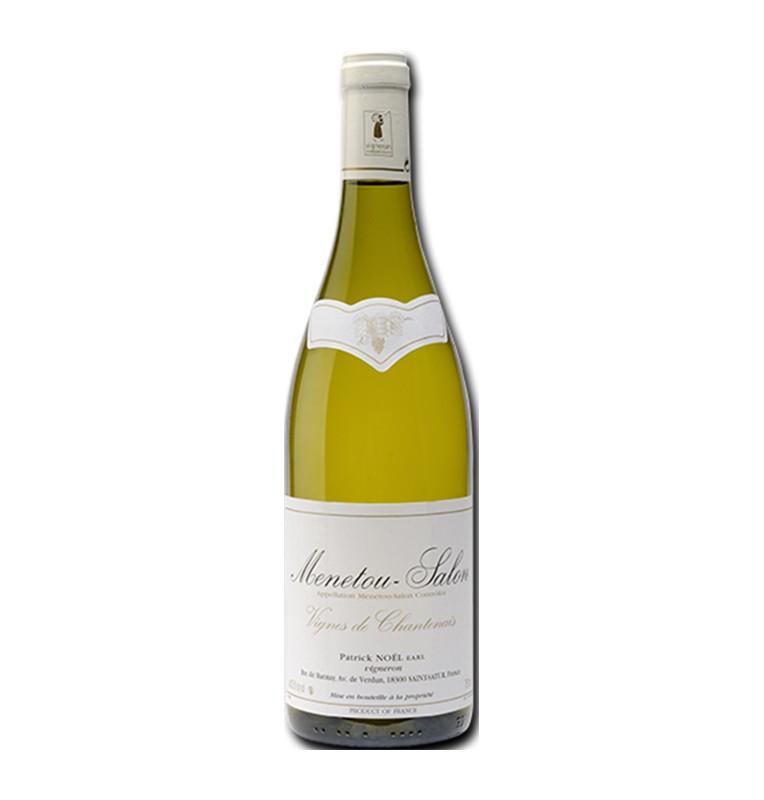 Bouteille de vin blanc Menetou-Salon 2018 de Patrick Noel