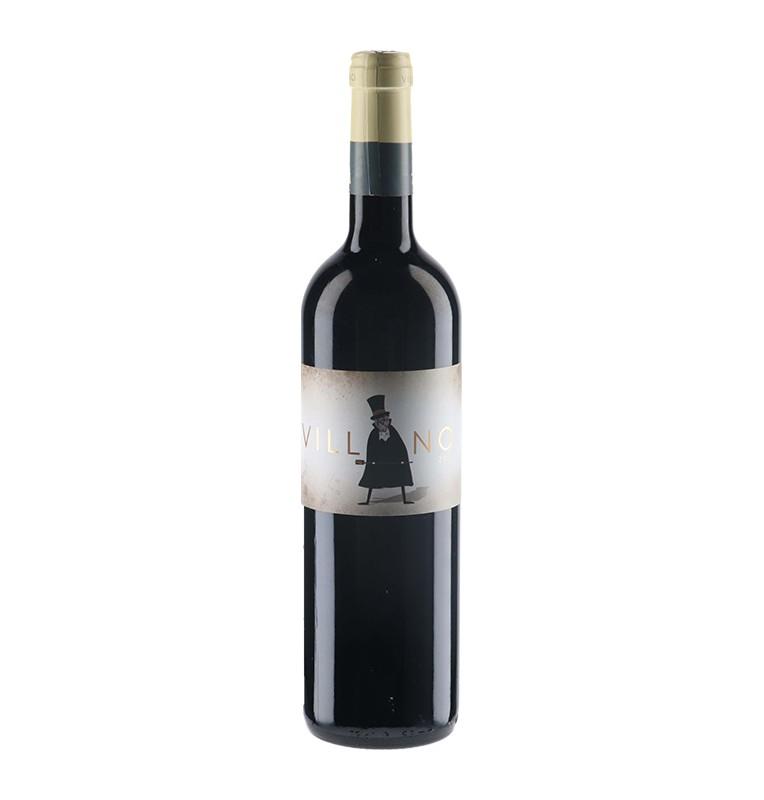 Bouteille de vin rouge Villano Roble 2017 de Bodegas Vinas del Cenit