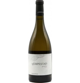 Bouteille de vin blanc Tempestad 2015 de Bodegas Abanico