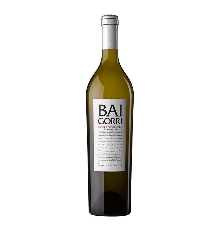 Bouteille vin blanc de garde 2015 Baigorri de Bodegas Baigorri