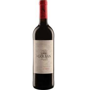 Bouteille de vin rouge espagnol Torre de Goban de Dominio de Atauta, AOC Ribera del duero