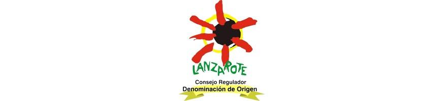Vin rouge espagnol - Appellation Lanzarote