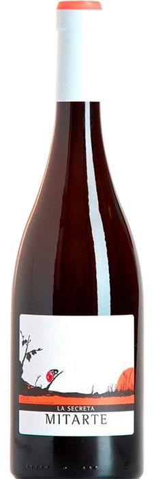 La Secreta 2015 - Vin rouge crianza de Bodegas Mitarte