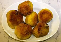 Croquettes de jambon ibérique
